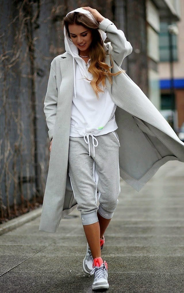 19 Cute Sporty Style Outfits For School Every Girl Must Try