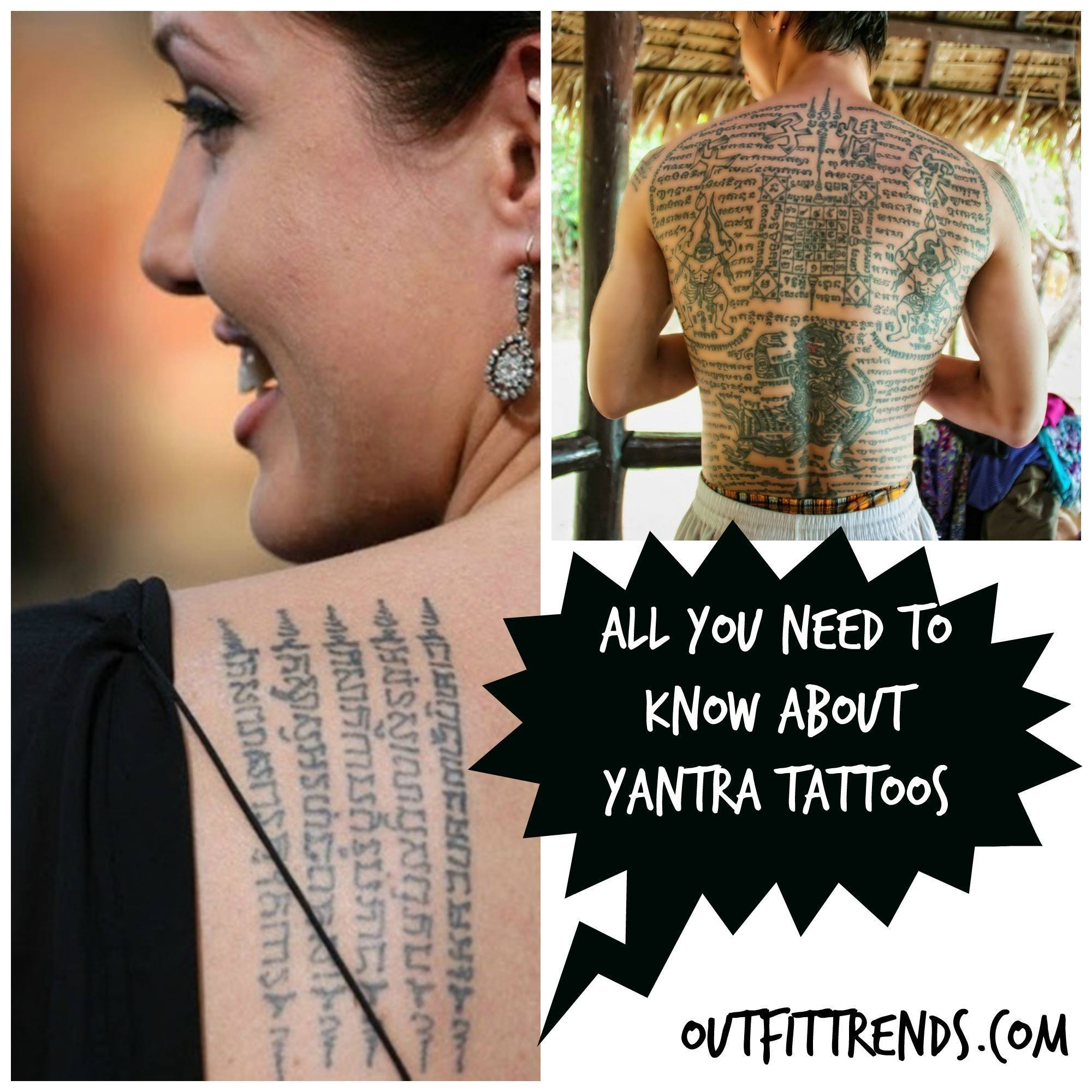 yantra tattoos