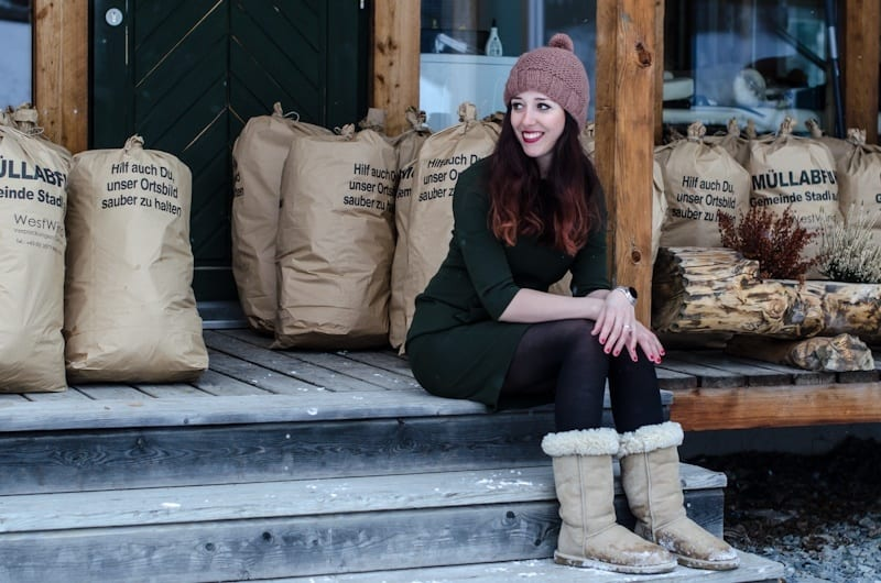 what to wear with snow boots girls women (13)