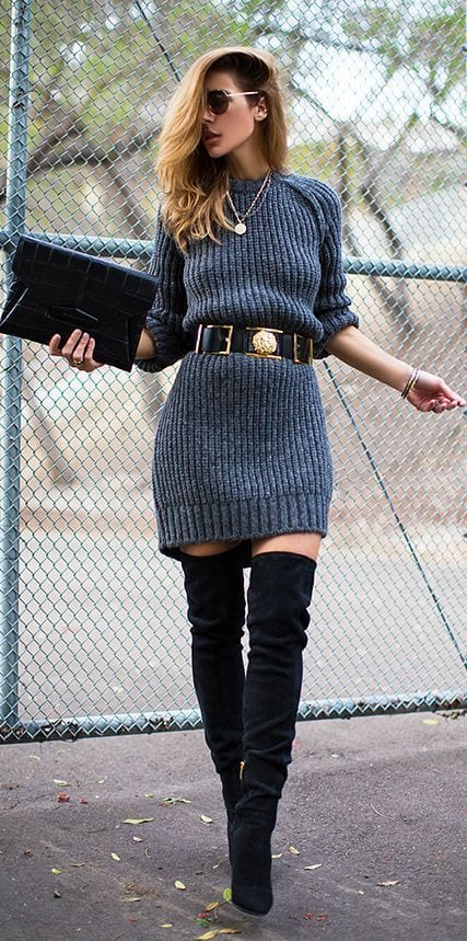 what to wear with snow boots girls women (17)