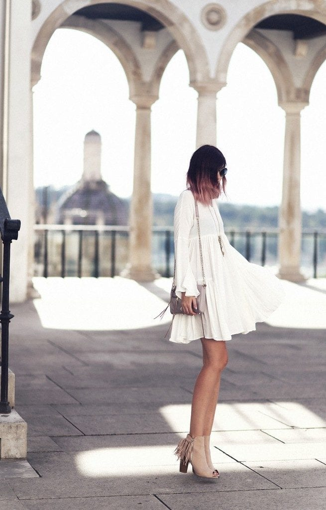 Outfits with flared sleeves (18)
