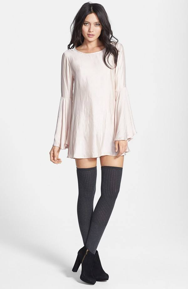 Outfits with flared sleeves (14)
