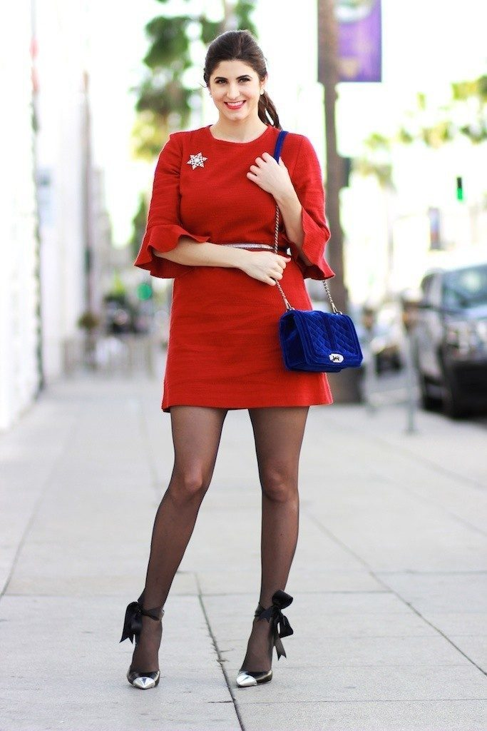 Outfits with flared sleeves (9)