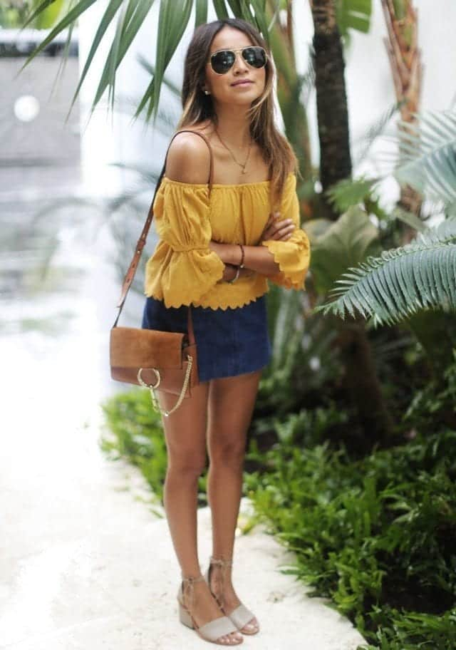Outfits with flared sleeves (4)
