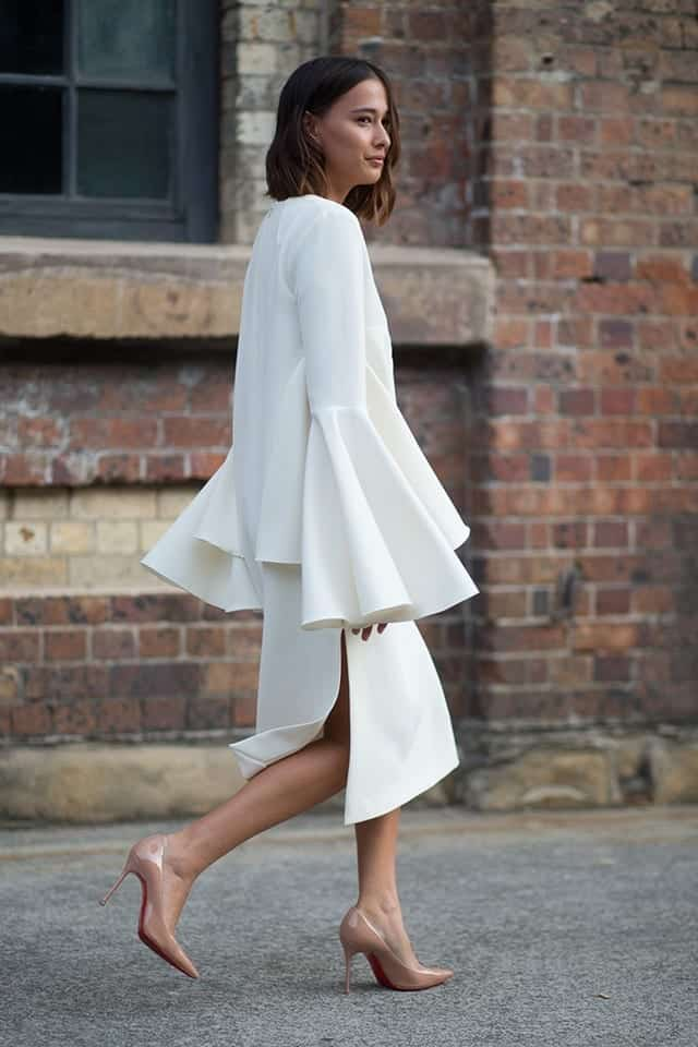 Outfits with flared sleeves (27)