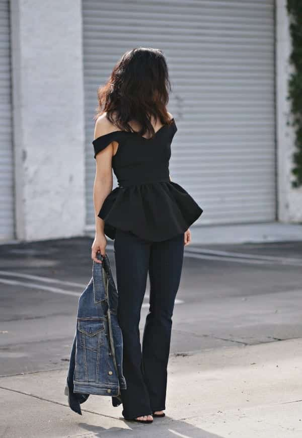 Flared jeans (22)