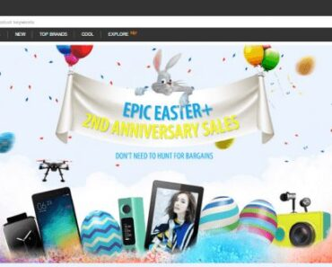 Gearbest 2nd Anniversary and Epic Easter Sale- Huge discounts and promotional items (1)