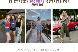 Monday Outfit Ideas For School (1)