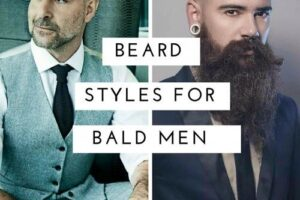 Best Beard Styles For Bald Men (6)
