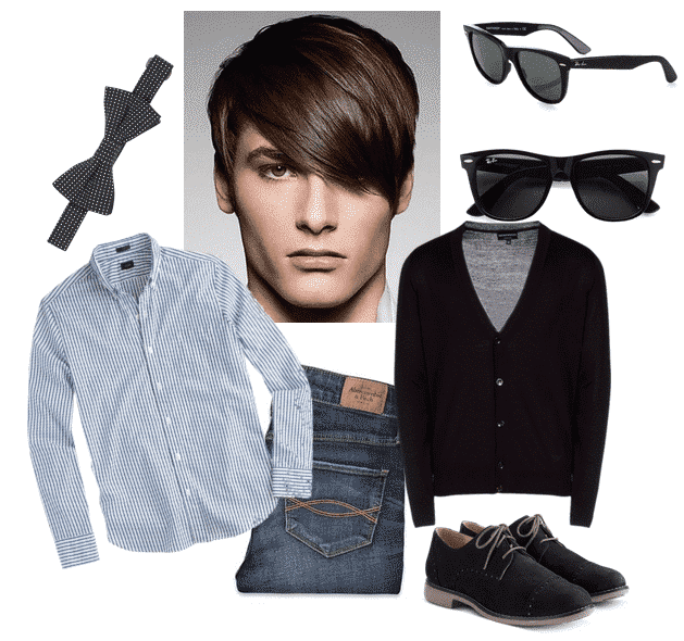 men's fashion with cardigans (1)