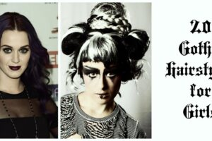 Gothic Hairstyles (4)