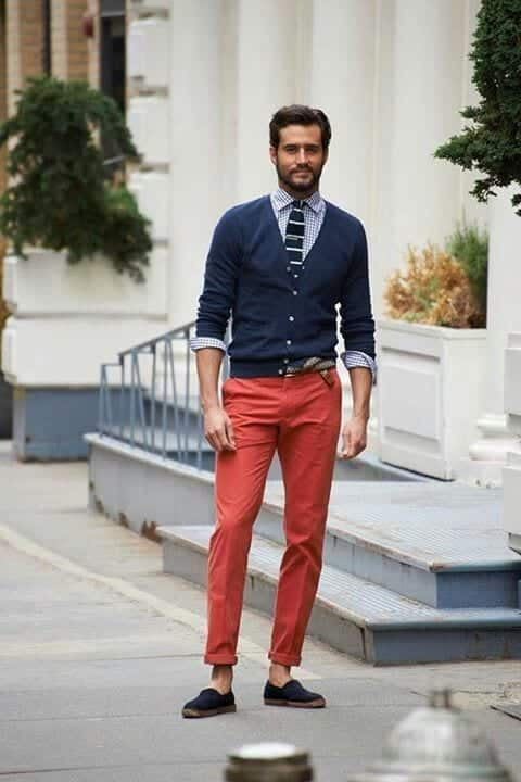 men's fashion with cardigans (7)