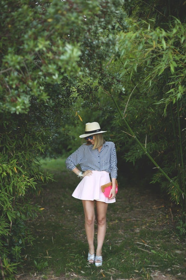 ladies gingham outfits (20)