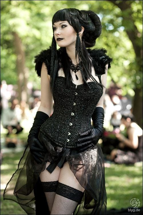 Gothic Hairstyles (7)