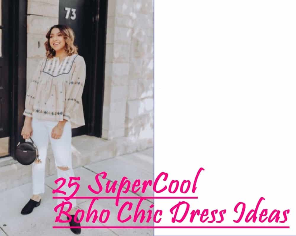 No Indec Article Boho Chic Outfit Ideas25 Best Bohemian Outfits You Can Wear