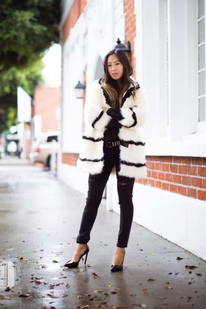 Stylish Ways to Wear Black Denim (7)