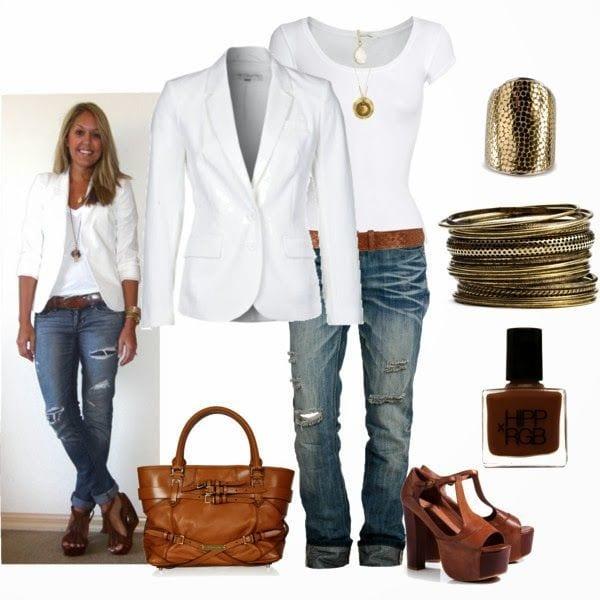 Blazer dressing ideas (16)