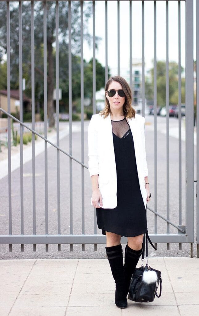 Blazer dressing ideas (9)