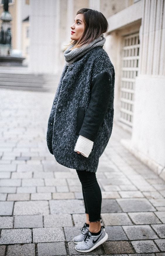 Stylish outfits to wear with Nike shoes (20)