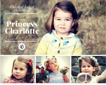 latest pictures of princess charlotte