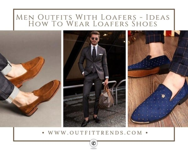 Men's Loafers To Get The Dapper Style Right (1)