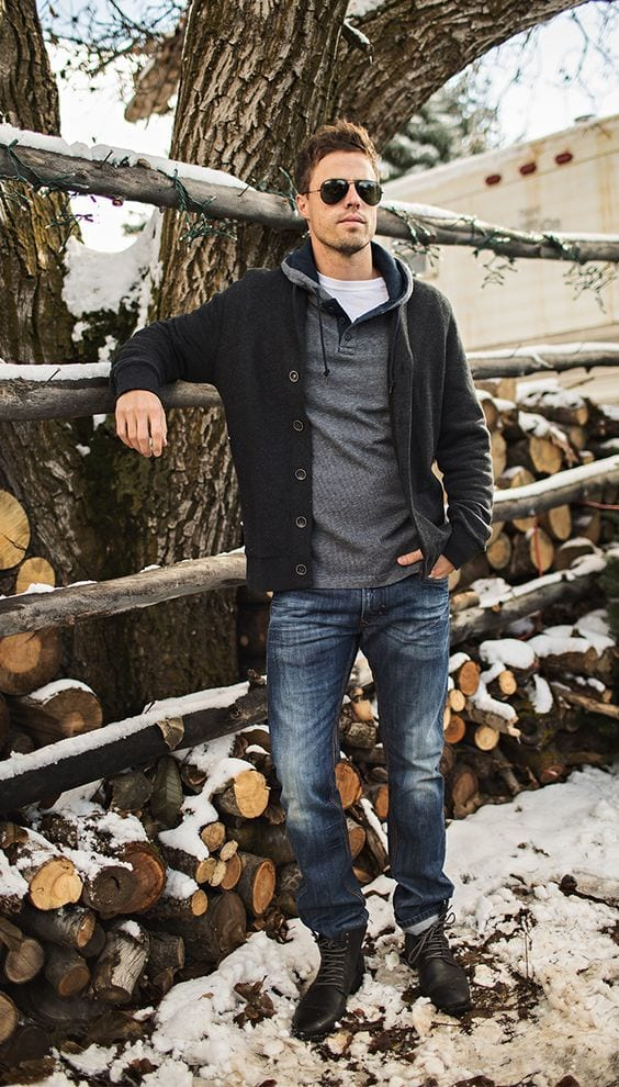 18 Winter Travel Outfit Ideas For Men Travel Style Tips
