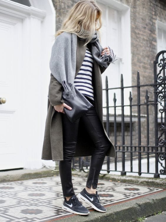 Stylish outfits to wear with Nike shoes (1)