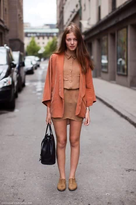 Stylish Terracotta Dresses (1)