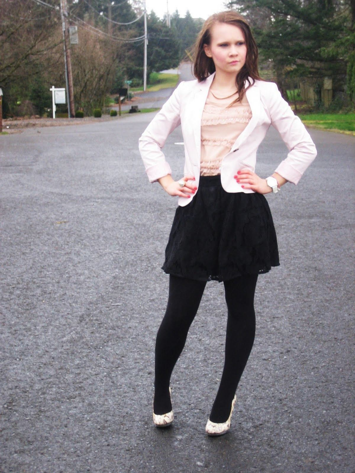Outfits with Pale Pink Blazers-19 Ways to Wear pink Blazers