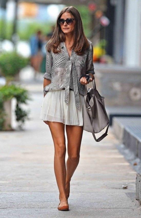 pleated skirts dresses (16)