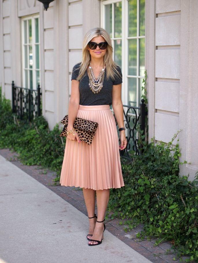 pleated skirts dresses (14)