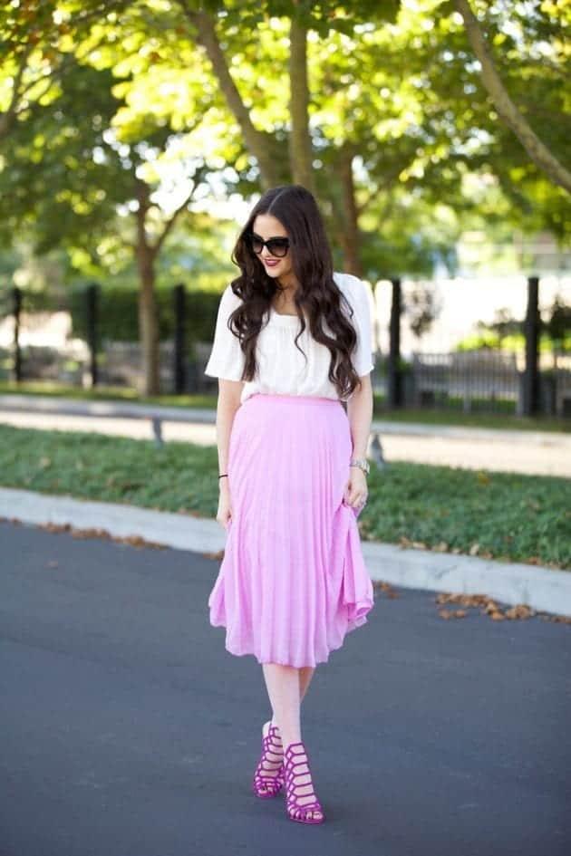 pleated skirts dresses (29)