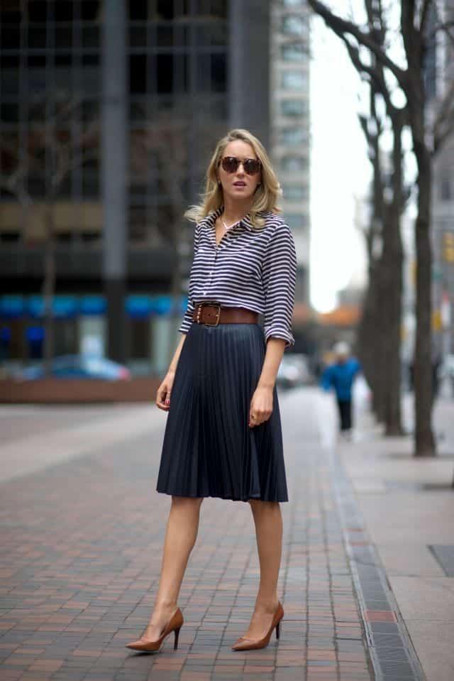 pleated skirts dresses (10)