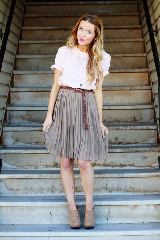 pleated skirts dresses (9)