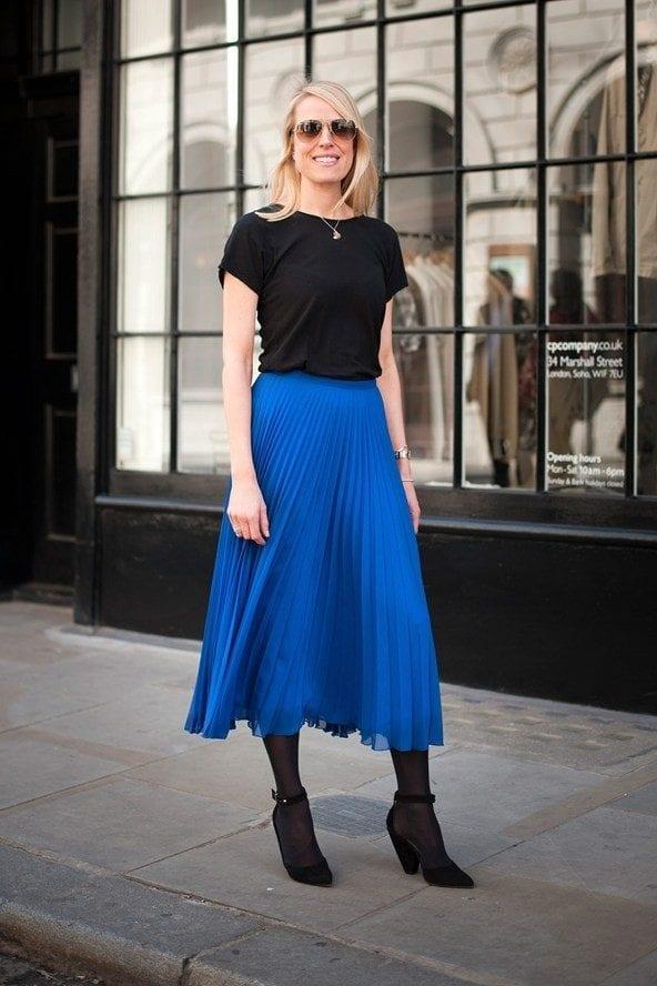 pleated skirts dresses (8)