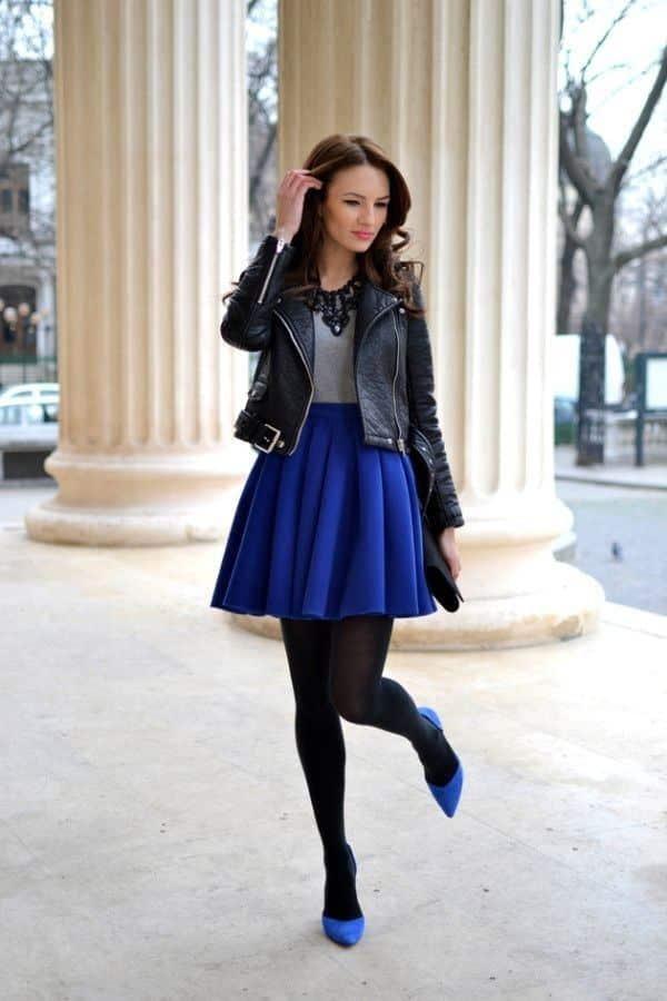 pleated skirts dresses (3)
