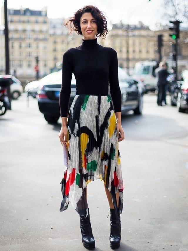 pleated skirts dresses (25)