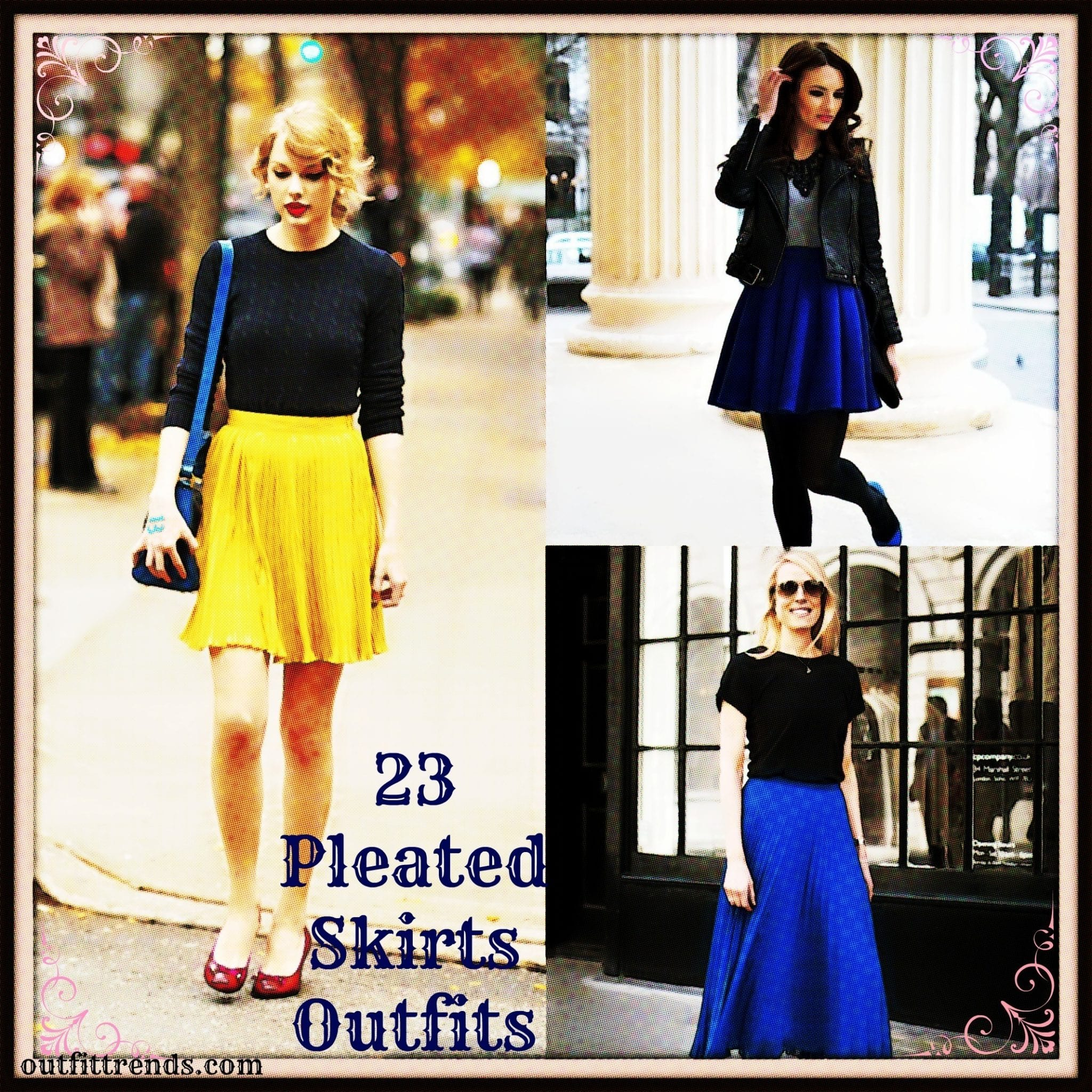pleated skirts dresses (24)