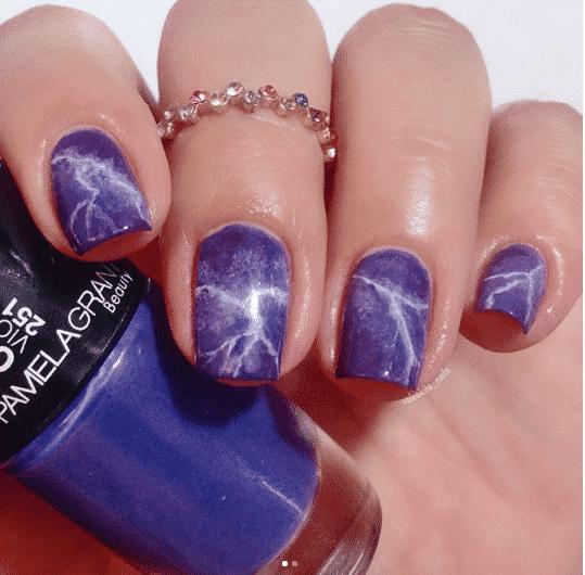 winter nail art ideas