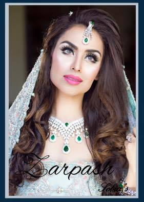 Pakistani Bridal Hairstyles For A Perfect Look (16)