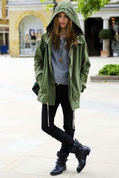 Rainy Day Oufits (25)
