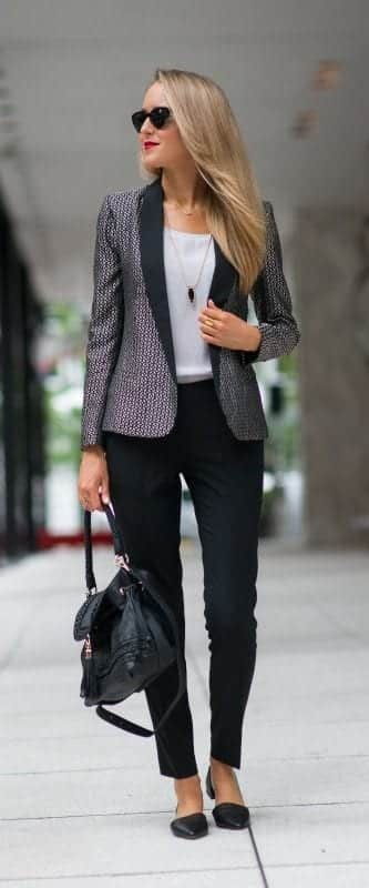 outfits for printed blazers (24)