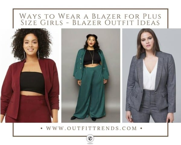 Blazer Outfits for Curvy Women (3)