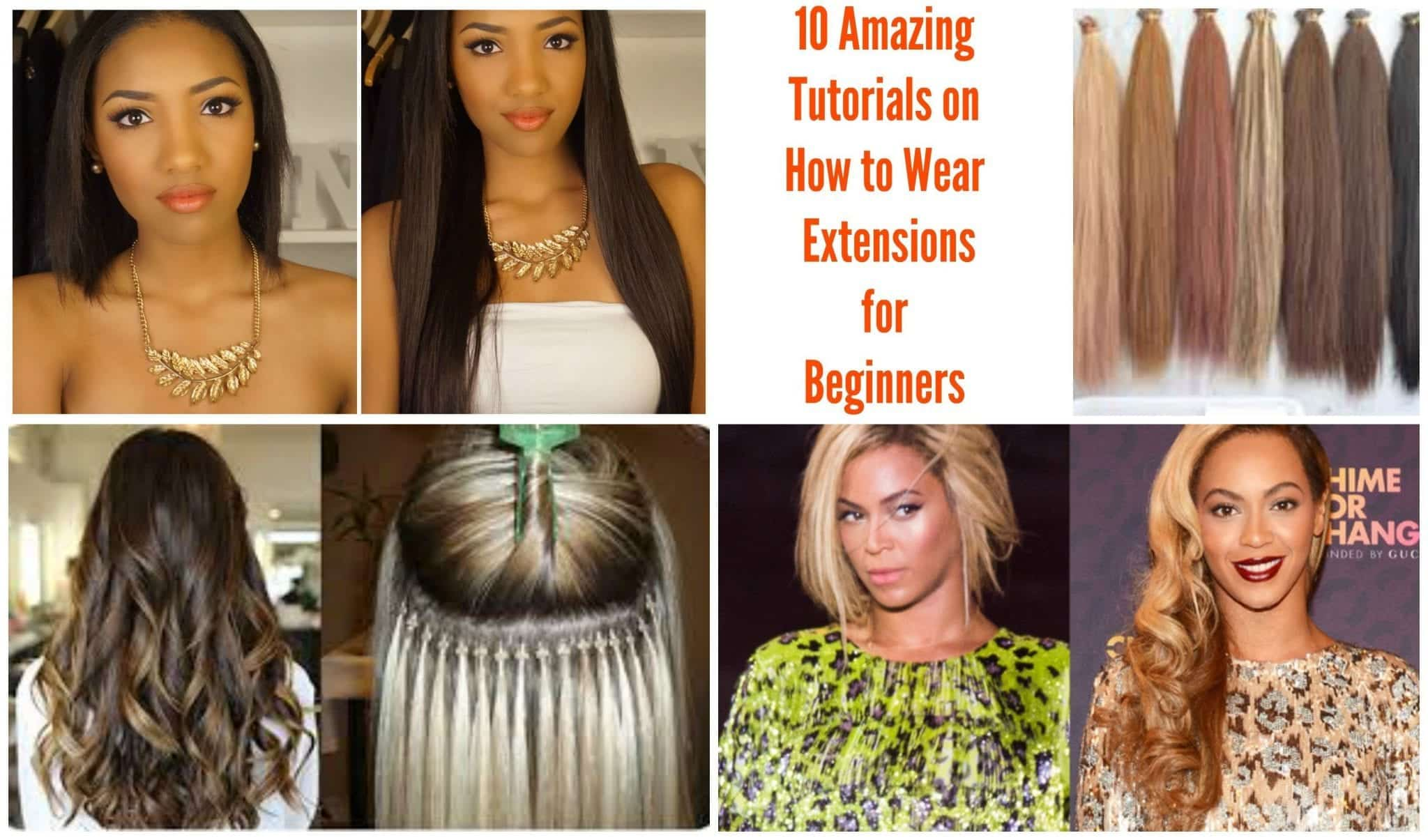 extension tutorials for beginners