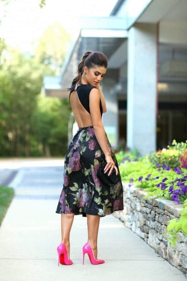 How to style floral skirts this summer (14)