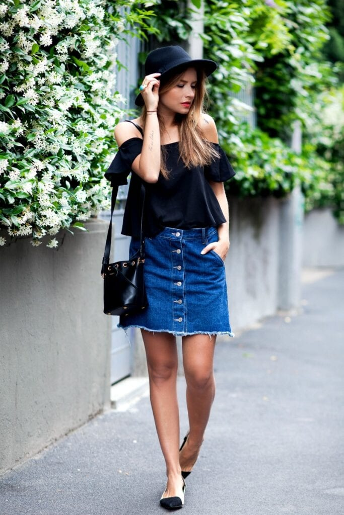 Skirts Fashion for Girls (11)