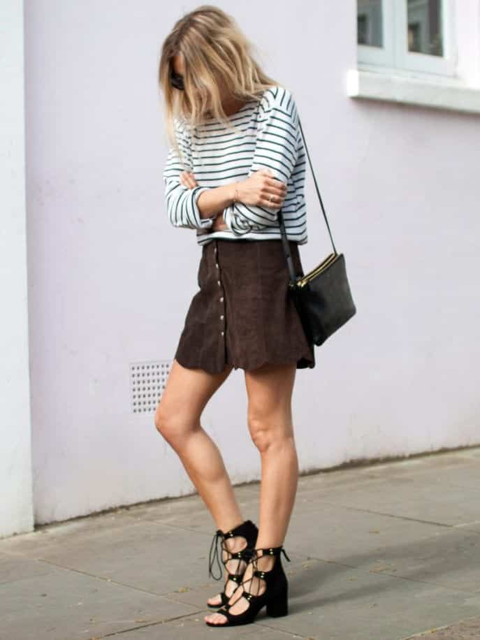 Skirts Fashion for Girls (10)