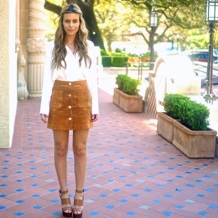 Skirts Fashion for Girls (8)