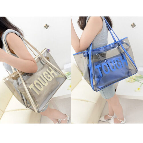 Style tips to carry clear and transparent handbags (8)