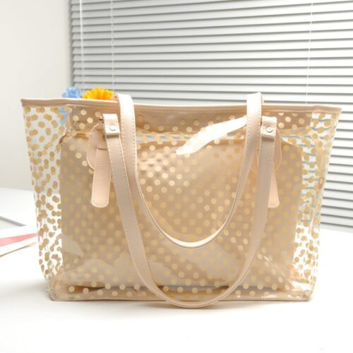 Style tips to carry clear and transparent handbags (11)